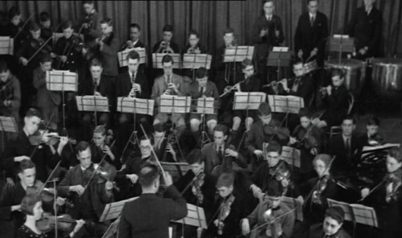 Westminster City School Orchestra 1931